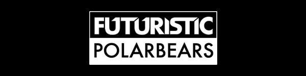 Futuristic Polar Bears Banner